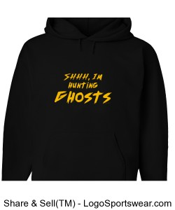 Hunting Ghosts Design Zoom